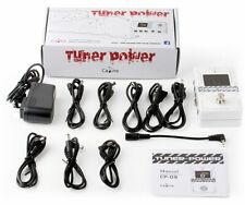 Caline cp-09 pedal Tuner & Power Supply/voz & fuente alimentación para dispositivos, efecto