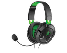 New Other Turtle Beach RECON 50X Black Headsets for Xbox One PC PS4 3.55mm