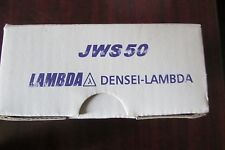LAMBDA JWS50-24/508 JWS50 24 508 100-240V Power Supply