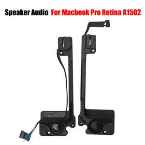 2Pcs Laptop Speaker Set for Macbook Pro 13 Inch Retina A1502 2013-2015 Left