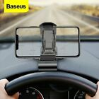 Baseus Universal Car Phone GPS Holder Dashboard Clip Stand for iPhone Samsung