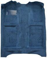 1978-1983 Ford Fairmont 2 Door Complete Cutpile Replacement Carpet Kit