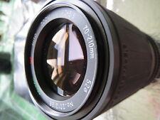 Minolta MD fit 70-210 Centon Zoom Lens