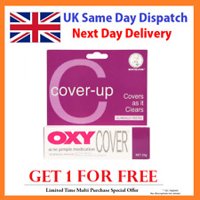 OXY 10 % Cover up 25g Large Benzoyl Peroxide Acne treatment Pimple Cream Lotion
