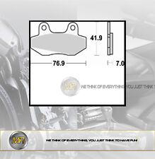 794SM1 COPPIA PASTIGLIE COMPATIBILE CON BMW R 1200 R/1200/2006 2014 POSTERIORE DX BRAKING