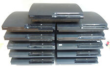 1 Broken PS3 PlayStation 3 Console Slim Model AS-IS Store Returns Not Working