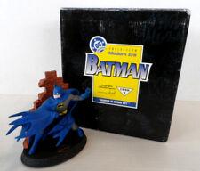 "Hallmark DC Superheroes BATMAN Handcrafted Figurine 1996 Guardian of Gotham 6"""