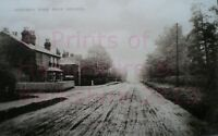 PRINT 10 X 7  SPENCERS WOOD NEAR READING BERKSHIRE c1906
