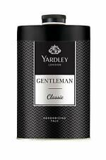 Yardley London Gentleman Talcum Powder, 250 gm