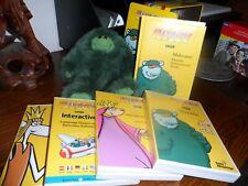 BBC Muzzy DVD Box Set Tin Language Study Course French Spanish German Italian