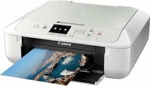 Canon Pixma MG5650 All-in-One Kabelloser Drucker Kopie/Scan/Fax - Cloud &