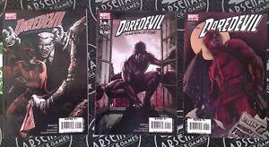 Daredevil #91-96 2007 Marvel Brubaker Lark Romita Tombstone Kingpin Netflix MCU