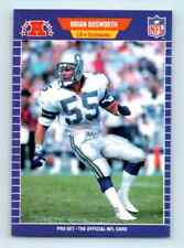 1989-90 Pro Set Seattle Seahawks Team Set With Update 21 cards