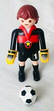 Playmobil Football Goalkeeper with Ball - Fast Dispatch, Good Condition