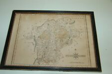 1793 Cary Map Westmorland Kendal Appleby Ambleside Windermere Lonsdale Milnthorp