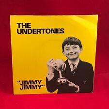"THE UNDERTONES Jimmy Jimmy 1979  UK 7"" vinyl single EXCELLENT CONDITION B"
