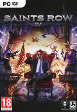 Saints Row IV PC IT IMPORT DEEP SILVER