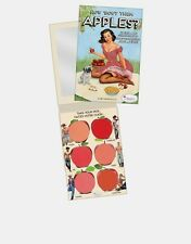 """theBalm """"HOW 'BOUT THEM APPLES?"""" CHEEK AND LIP CREAM PALETTE BRAND NEW"""