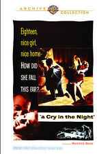 Cry In The Night (2016, DVD NIEUW)