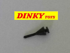 Dinky Harrier 722 repro black plastic nose cone.