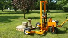 All Terrain Gas Forklift, Motorized High Lift Pallet Jack/Lightweight Forklift