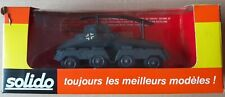 Solido Bussing armoured car, #226, Near mint condition