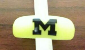 Michigan Wolverines Team Silicone Ring,
