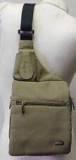 Travelon Crossbody Messenger Sling Shoulder Bag Handbag Travel Organizer Bag