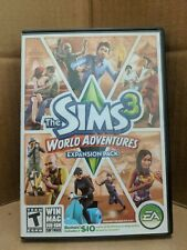 The Sims 3 World Adventures Game Complete PC 2009 Expansion (Sims 3 required)