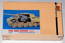 Jaguar 1/35 King Tiger Interior Resin Details for Tamiya, Factory Sealed