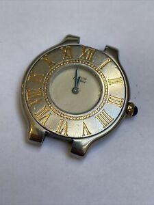 Cartier Must 21 Spares Repair Not Working