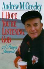 I Hope You're Listening God: A Prayer Journal