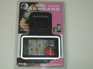 Sports Armband For I phone 4 3G&3GS/all Ipod
