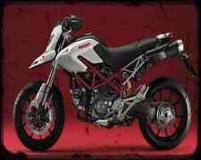 DUCATI HYPERMOTARD Motorbike Poster 1530 Photo Poster Print Art * All Sizes