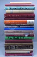 20 LDS Books mostly non-fiction hardbacks Box #52 Mormon LDS Books