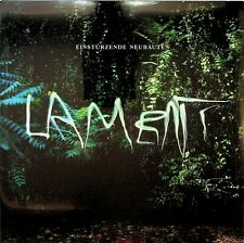 Einstürzende Neubauten-Lament 2-LP NEW SEALED 2014 Vinyl Blixa Bargeld/Nick Cave
