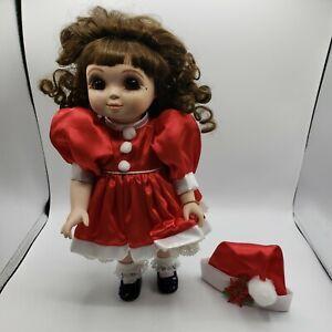 Marie Osmond VINYL Doll: Adora Belle North Pole Dept 56 exclusive 1997 #161/1000