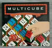 Multiplay (Multicube) board game 1992