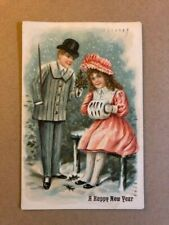 Vintage Postcard, Posted, Early 1900s