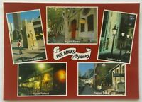 The Rocks Sydney Argyle Stores Terrace Kendall Lane Playfair St Postcard (P323)