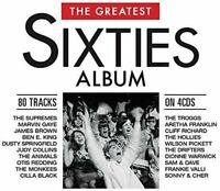 THE GREATEST SIXTIES ALBUM - NEW CD COMPILATION