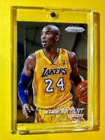 Kobe Bryant PANINI PRIZM EMBOSSED HOT LAKERS BASKETBALL CARD INVESTMENT - Mint!