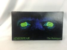 Mattel Atmosfear The Harbingers 1995 Video Board Game #7300 VHS COMPLETE