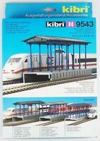KIBRI Spur H0 9543 Bahnsteigverlängerung, passend zu 9555, Bausatz, OVP, top!