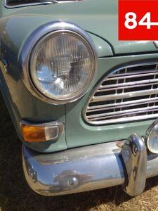 Volvo Amazon P 120 130 220 121 122 123/2x Headlight E-Certified Eu +