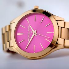Michael Kors MK3264 Slim Runway Armbanduhr für Damen