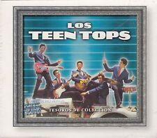 Los Teen Tops Tesoros de Coleccion 3CD New Nuevo sealed