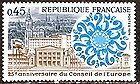 FRANCE TIMBRE NEUF  N° 1792 **  25° ANNIVERSAIRE CONSEIL DE L EUROPE