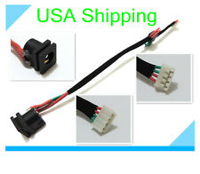 DC power jack in cable for TOSHIBA SATELLITE A105-S2021 A105-S2031 A105-S2051