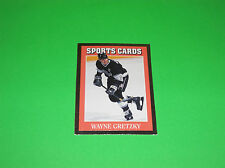 WAYNE GRETZKY SPORTS CARD NEWS TEAM HOCKEY CARD CANADA